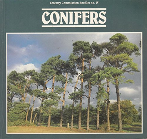 Conifers By Great Britain: Forestry Commission