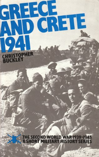 World War, Second, 1939-45 By Christopher Buckley