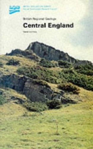 Central England (Regional Geology Guides) By B.A. Hains