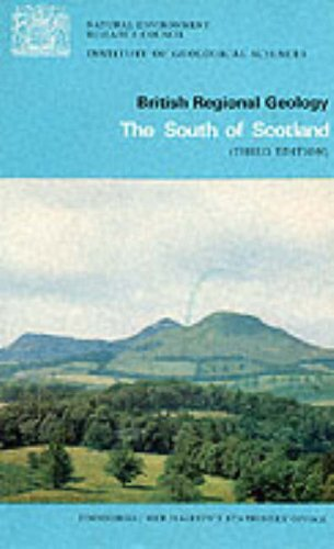 South of Scotland By Geological Sciences Inst.