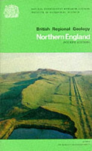 Northern England By British Geological Survey