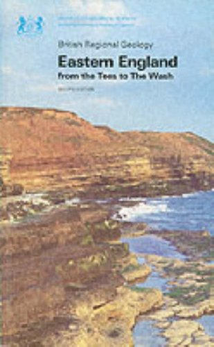 Eastern England from the Tees to the Wash By P.E. Kent