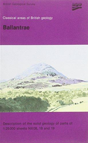 The Ballantrae Area By P. Stone
