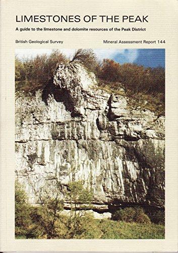 Limestone of the Peak By D. J. Harrison