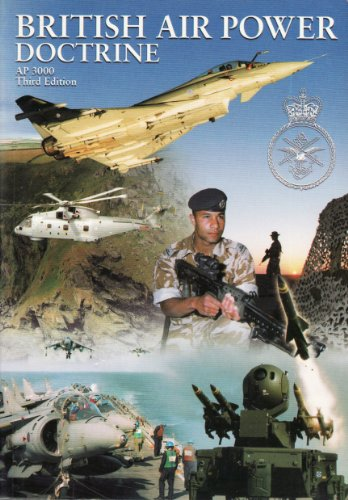 British Air Power Doctrine By Great Britain: Ministry of Defence