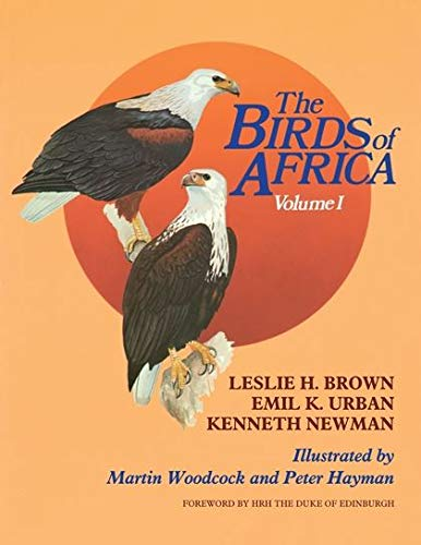 The Birds of Africa, Volume I By Leslie H. Brown