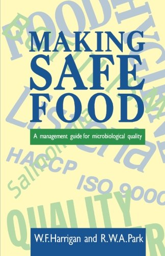 Making Safe Food By W.F. Harrigan
