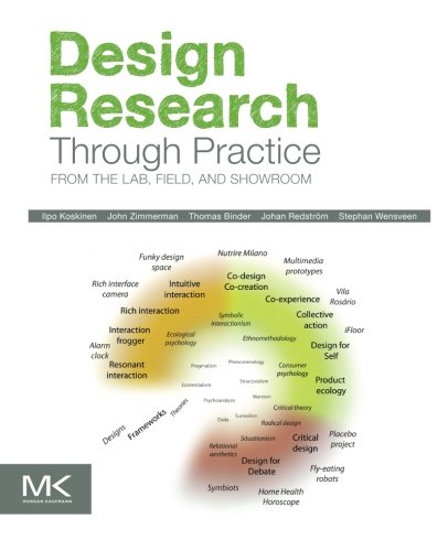 Design Research Through Practice: From the Lab, Field, and Showroom By Ilpo Koskinen