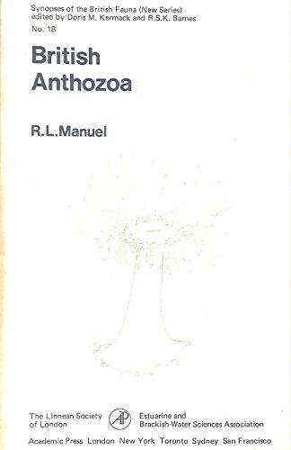 British Anthozoa By R.L. Manuel
