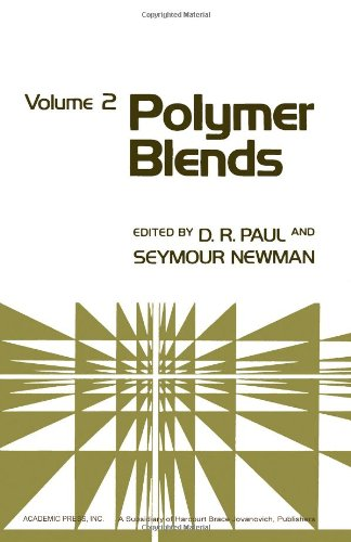 Polymer Blends By Edited by D.R. Paul