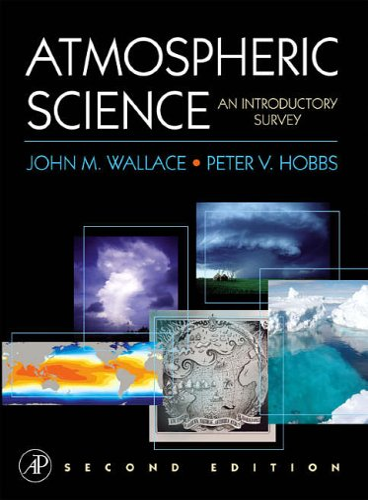 Atmospheric Science By Peter Victor Hobbs