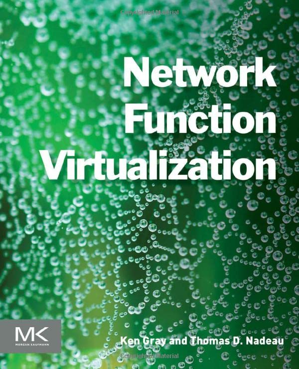 Network Function Virtualization By Ken Gray (Senior Director, Architecture, Cisco Systems)