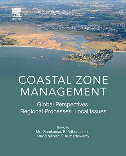 Coastal Zone Management By Mu Ramkumar (Professor of Geology, Periyar University, India)