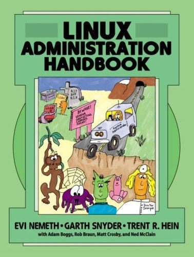 Linux Administration Handbook By Evi Nemeth