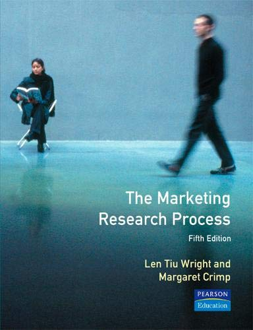 The Marketing Research Process By Len Tiu Wright