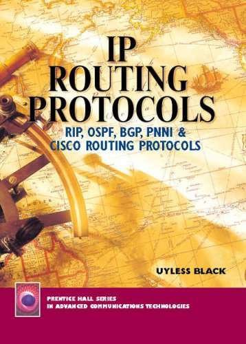 IP Routing Protocols By Uyless N. Black