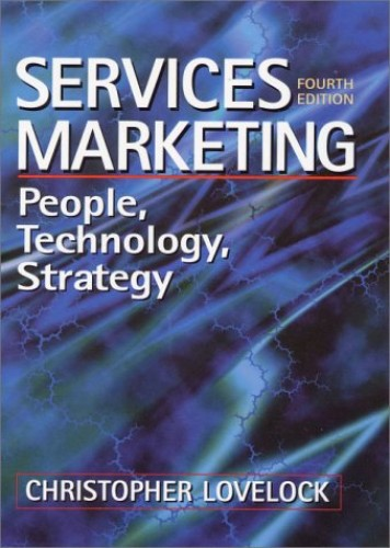 Services Marketing By Christopher H. Lovelock