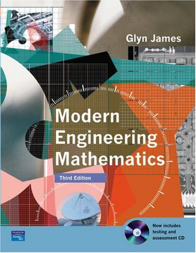 Modern Engineering Mathematics by Glyn James