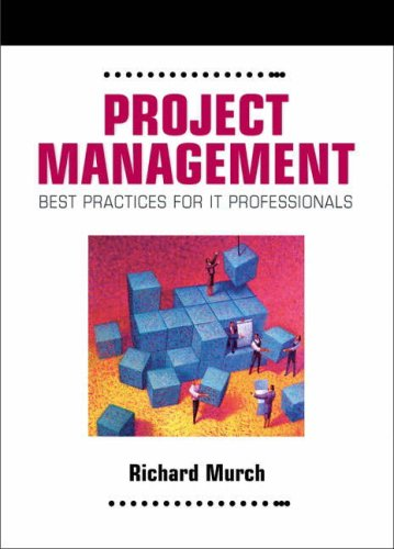 Project Management By Richard Murch