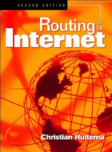 Routing in the Internet By Christian Huitema