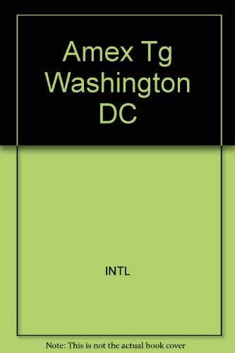 Amex Tg Washington DC By INTL