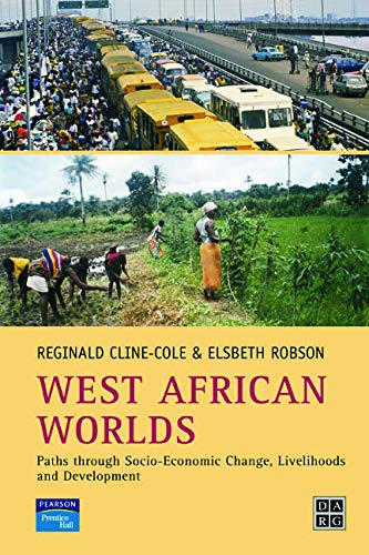 West African Worlds By Reginald Cline-Cole