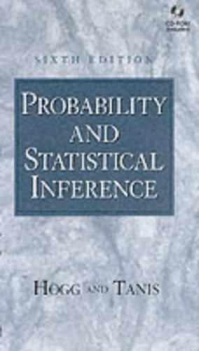Probability and Statistical Inference By Robert V. Hogg