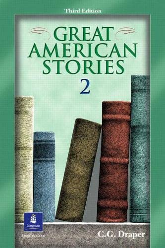 Great American Stories 2 By C. G. Draper