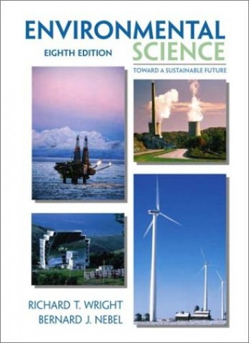 Environmental Science By Richard T. Wright