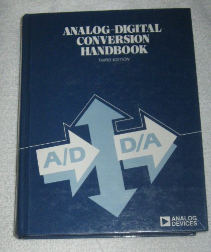 Analogue/Digital Conversion Handbook By Edited by Daniel H. Sheingold