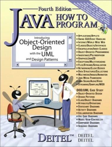 Java How to Program By Harvey M. Deitel