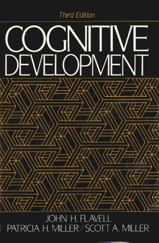 Cognitive Development (Prentice Hall international editions) By John H. Flavell