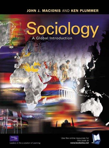 Sociology By John J. Macionis