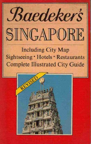 Baedeker'S Singapore By SONS