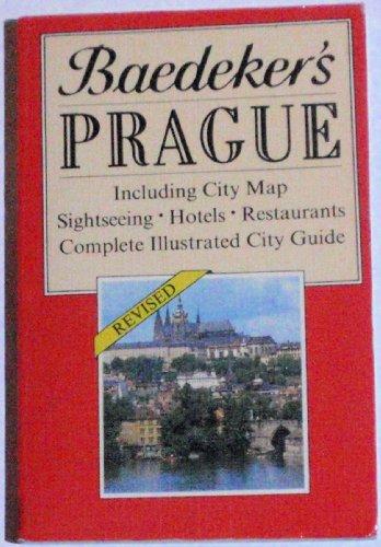 Baedeker Prague By SONS