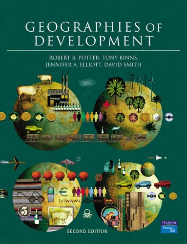 Geographies of Development by Robert B. Potter
