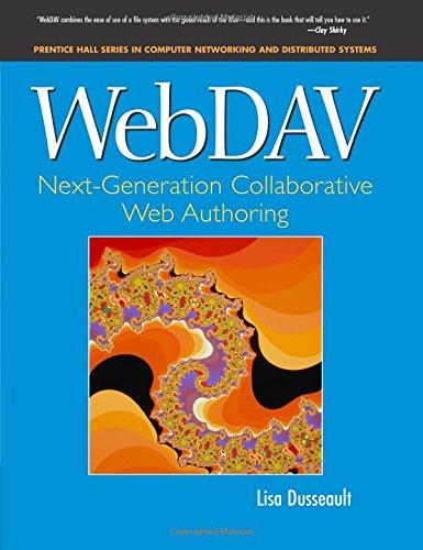 WebDAV By Lisa Dusseault