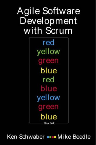 Agile Software Development with SCRUM By Ken Schwaber