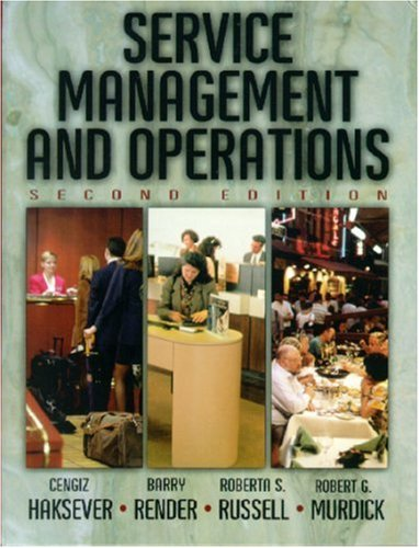 Service Management and Operations By Cengiz Haksever