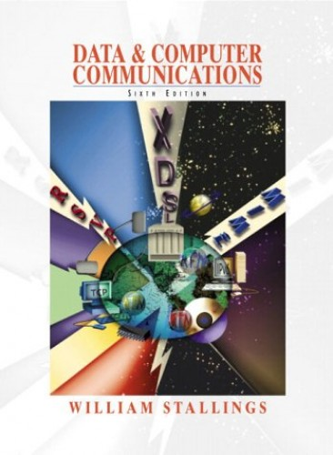 Data & Computer Communications By William Stallings