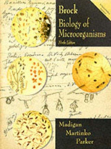 Brock's Book of Microorganisms By Thomas D. Brock