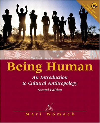 Being Human By Mari Womack