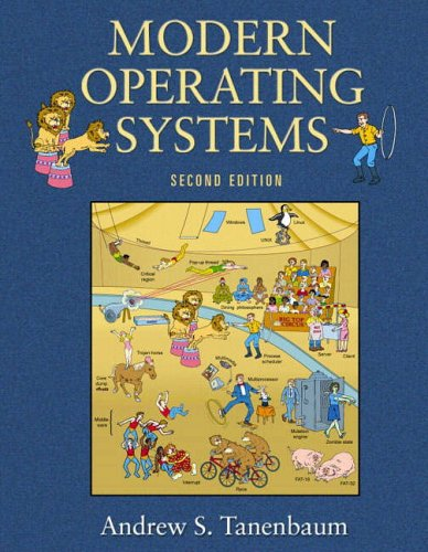 Modern Operating Systems (International Edition) By Andrew S. Tanenbaum