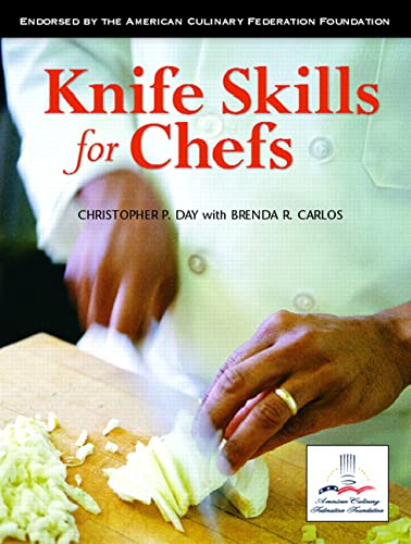 Knife Skills for Chefs By Christopher Day