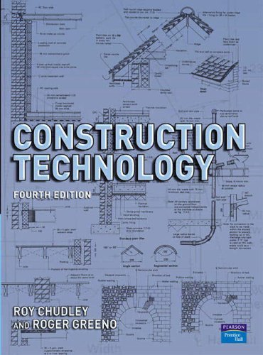 Construction Technology By Roy Chudley