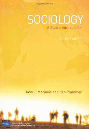 Sociology: A Global Introduction By Kenneth Plummer
