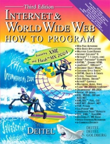 Internet & World Wide Web How to Program: United States Edition (How to Program (Deitel)) By Harvey M. Deitel