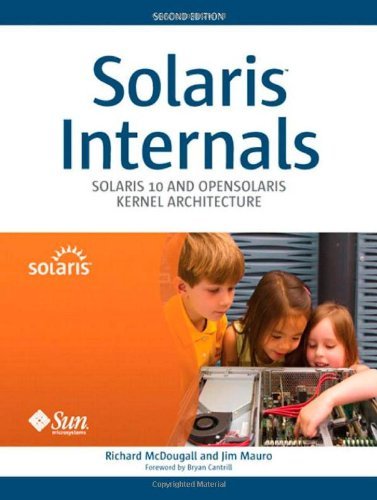 Solaris Internals: Solaris 10 and OpenSolaris Kernel Architecture By Richard McDougall