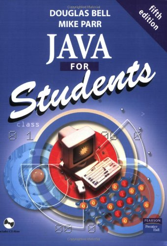 Java For Students By Mike Parr