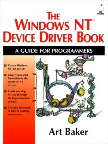 The Windows NT Device Driver Book By Art Baker